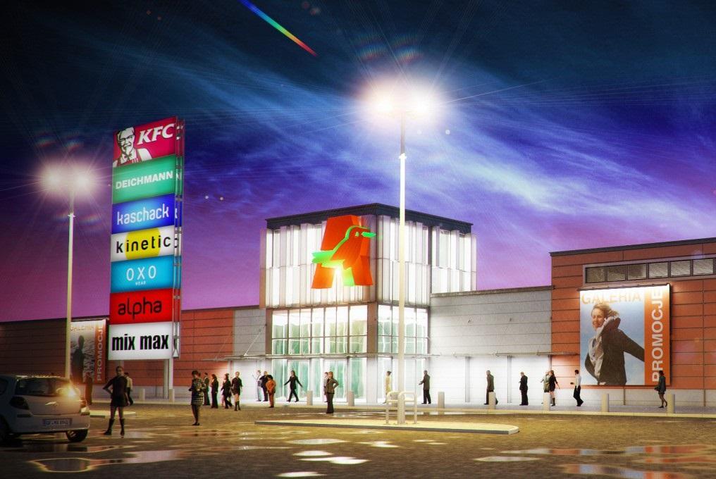 Centrum Handlowe Auchan Gdańsk
