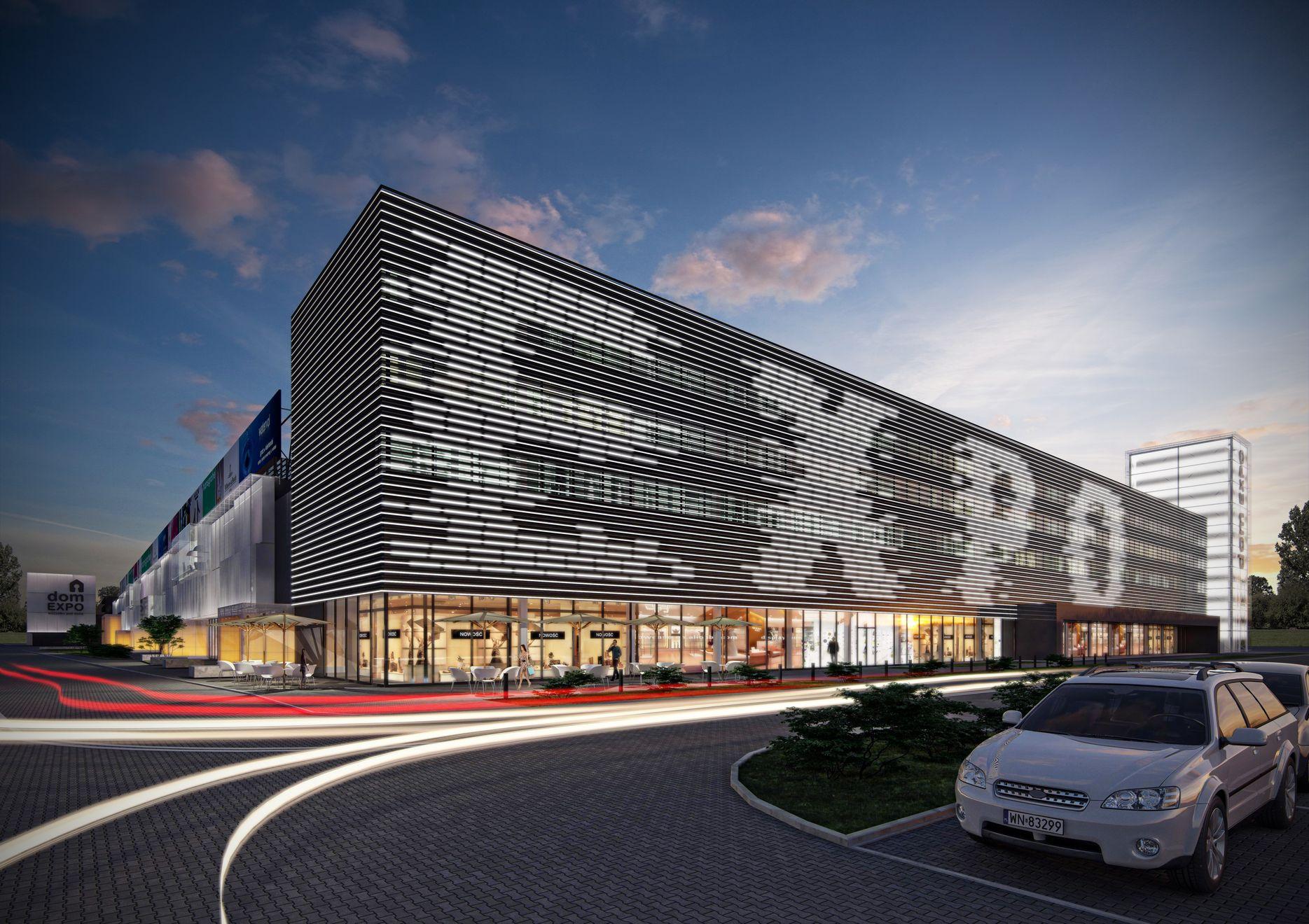 Centrum Wystawiennicze domEXPO Warszawa